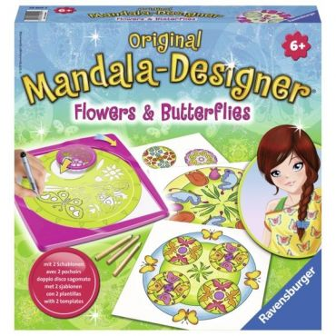 FOLWERS & BUTERFLY 2EN1 29809 RAVENSBURGER