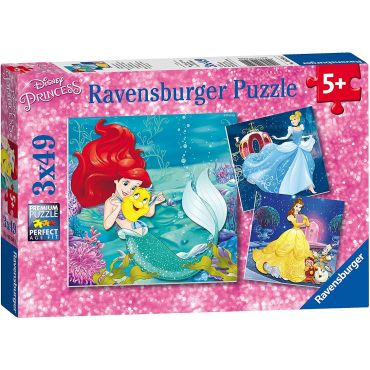 AVENTURES DES PRINCESSES RAVENSBURGER 09350