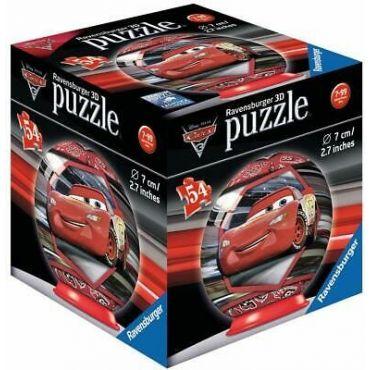 CARS 3PZ 3D 54P RAVENSBURGER 11920