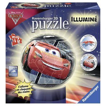 CARS 3 PZ 3D 72P LUMINEUX RAVENS 11818