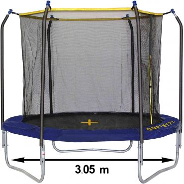 TRAMPOLINE + FILET DIAMETRE DE 305
