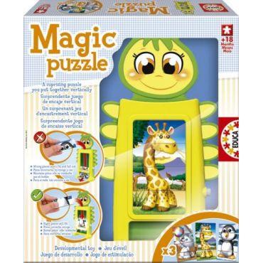 MAGIC PUZZLE 15499 EDUCA