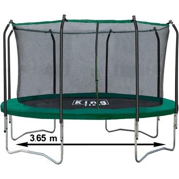 TRAMPOLINE + FILET DIAMTRE DE 365