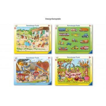 PUZZLE ENCASTRABLE 8-10PCS RAVENSBURGER 06001