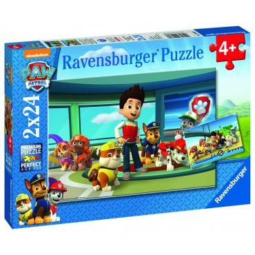MUSEAUX EFFICACES PATPATROUILLE RAVENSBURGER 09085