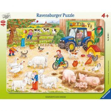 A LA FERME 30-48P RAVENSBURGER 06332