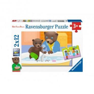 LA FAMILLE DE POB 2X12P RAVENSBURGEUR 07628