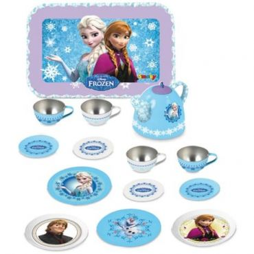 DINETTE METAL REINE DES NEIGES 310512