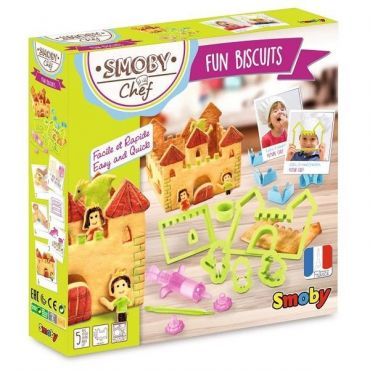 CHEF FUN BISCUITS SMOBY 312100