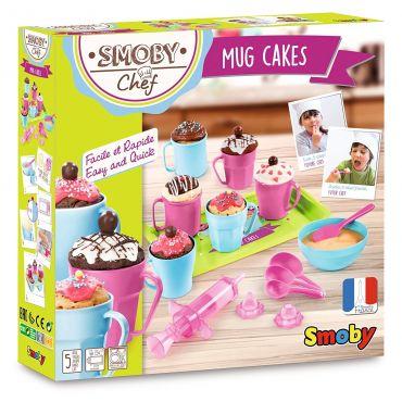 CHEF MUG CAKES SMOBY 312101
