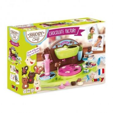 CHEF CHOCOLATE FACTORY SMOBY 312102