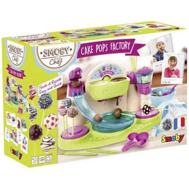 CHEF CAKE POPS FACTORY SMOBY 312103