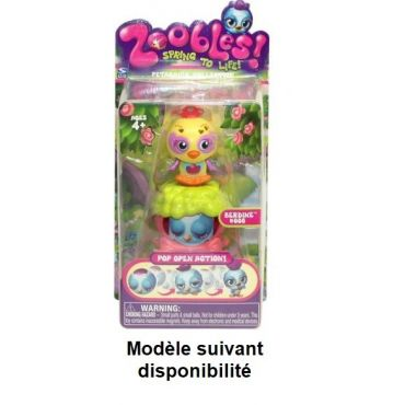 ZOOBLES X1 SPINMASTER
