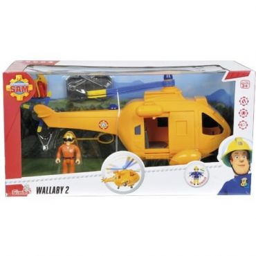 SLP HELICOPTERE WALLABY 2 SMOBY 109251002002