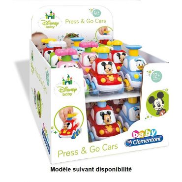 DISNEY PRESS AND GO CLENMENTONI 14392