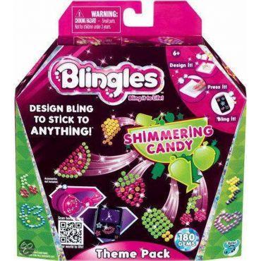 BLINGLES STARTER PACK ASST GIOCHI 842200