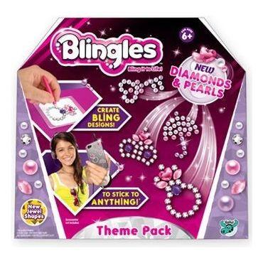 BLINGLES STARTER PACK PERLES RECHARGES GIOCHI 8431