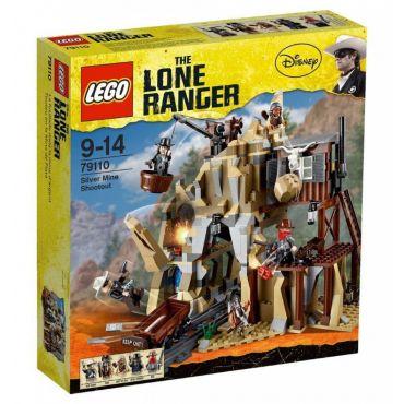 L ATTAQUE DE LA MINE D ARGENT LEGO