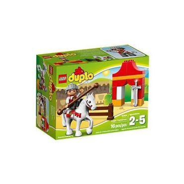 LE COMBAT DU CHEVALIER LEGO 10568