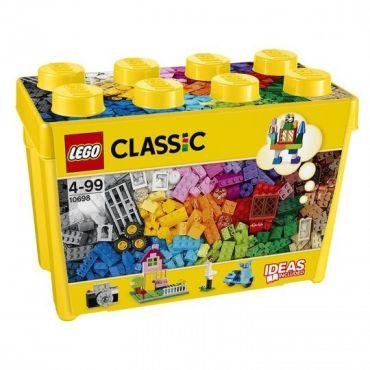 BOITE DE BRIQUE CREATIVES LEGO 10698