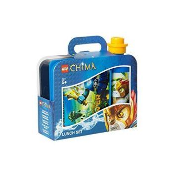LEGO KIT REPAS BLEU CLAIRE LEGENDE CHIMA ROOM STUD
