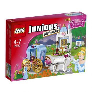 LE CARROSSE DE CENDRILLON LEGO 10729