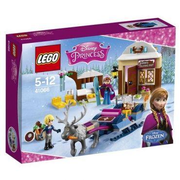 LE TRAINEAU D ANNA ET KRISTOFF LEGO 41066