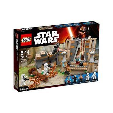 LA BATAILLE DE TAKODANA LEGO 75139