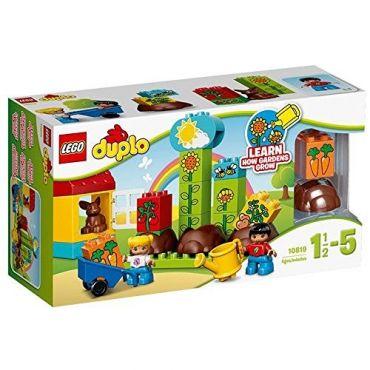 MON PREMIER JARDIN LEGO 10819