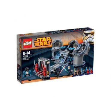 LE DUEL FINAL DE L ETOILE LEGO 75093