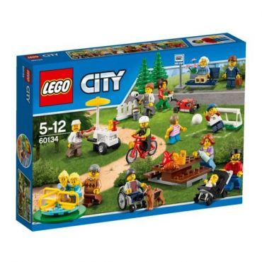 LE PARC DE LOISIRS LEGO 60134