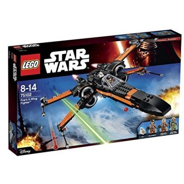 POES X WING FIGHTER LEGO 75102