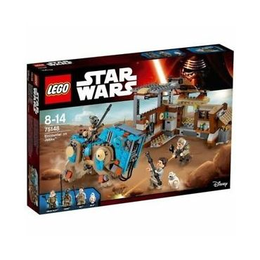 RENCONTRE SUR JAKKU LEGO 75148