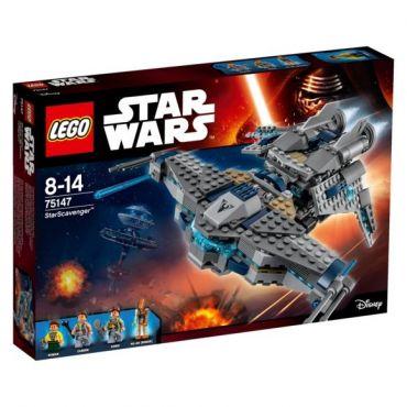 STAR SCAVENGER LEGO 75147