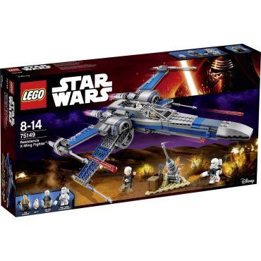 X WING FIGHTER DE LA RESISTANCE LEGO 75149