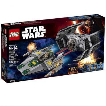 LE TIE ADVANCED DE DARK VADOR LEGO 75150