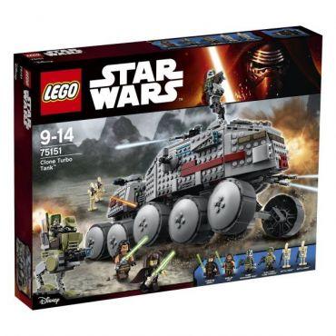 CLONE TURBO TANK LEGO 75151