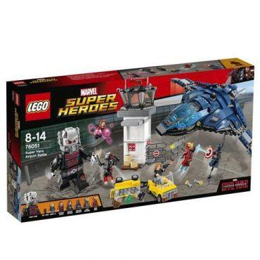 LA BATAILLE DE L AEROPORT LEGO 76051