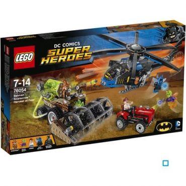 BATMAN LA RECOLTE DE PEUR LEGO 76054