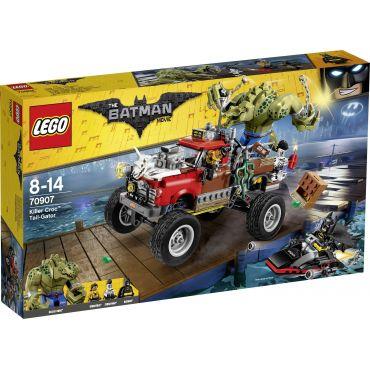 LE TOUT TERRAIN DE KILLER CROC LEGO 70907