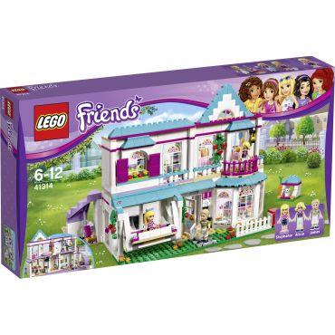 LA MAISON DE STEPHANIE LEGO 41314