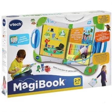 MAGIE BOOK STATER PACK VERT VETECH 80-602105