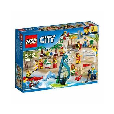 ENSEMEBLE DE FIGURINES LEGO CITY LEGO 60153