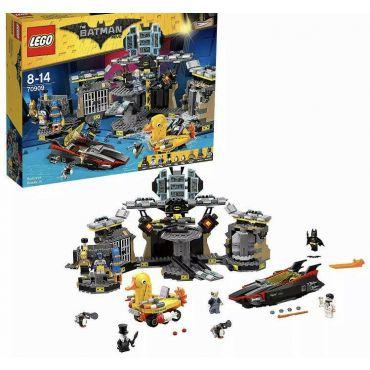 LE CAMBRIOLAGE DE LA BATCAVE LEGO 70906