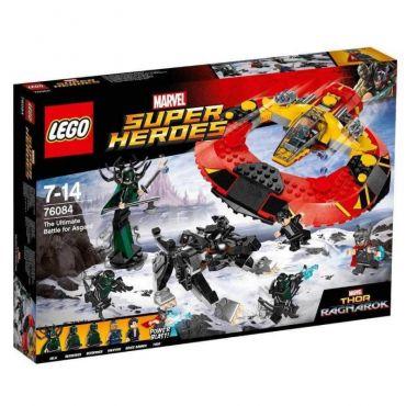 LA BATAILLE SUPREME POUR LA SURVIE DASGARD LEGO