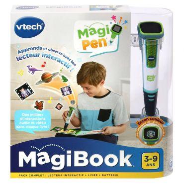 MAGIE BOOK MAGIE PENNE VETECH 80-605905