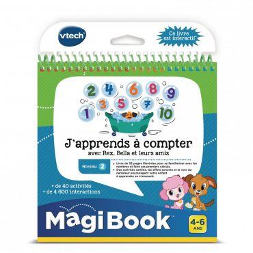 MAGIE BOOK J APPRENDS A COMPTE VETECH 80-481105