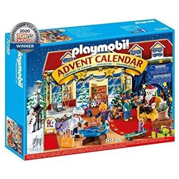 CALENDRIER DE L AVENT BOUTIQUE DE JOUET PLAYMOBIL