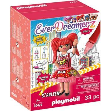 STARLEEN-COMIC WORLD PLAYMOBIL 70474