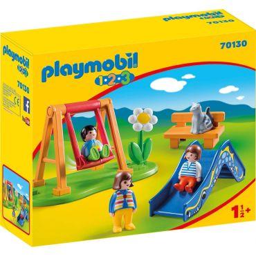PARC DE JEUX PLAYMOBIL 70130